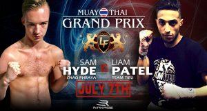 Muay Thai Grand Prix 17 @ O2 Indigo Arena