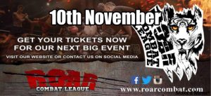 ROAR Combat League 11 @ Edgbaston Cricket Stadium