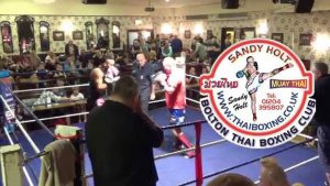 Bolton Muay Thai Interclub @ The Halliwell Roundhouse