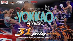 YOKKAO 49-50 @ The University of Bolton Stadium